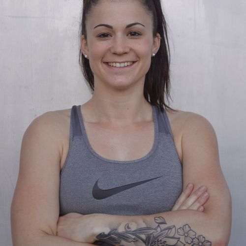 CrossFit Caplatio - Jenny Turin - Coach